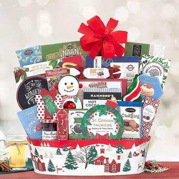 Holiday Cheer Basket