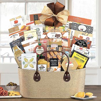 Deluxe Corporate Basket