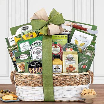 Gourmet Sympathy Basket