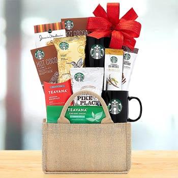 Starbucks® Coffee Basket
