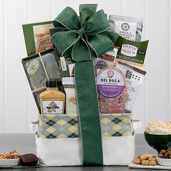Gourmet Golf Gift Basket