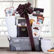 The Coffee Bean & Tea Leaf Basket