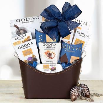 Godiva® Holiday Basket