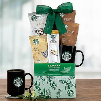 Starbucks® Basket