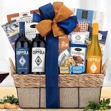 Coppola Fine Wine Gift Basket