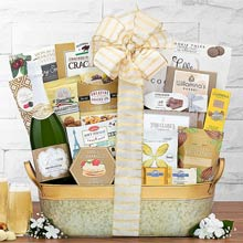 All Occasion Sparkling Wine Basket