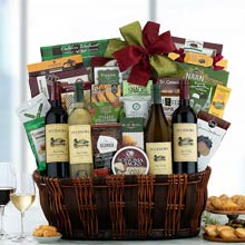 Corporate Executive Deluxe Basket