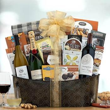 Supreme Corporate Gift Basket