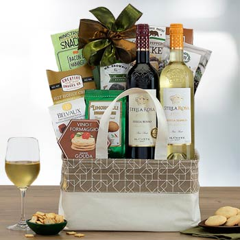 Stella Rosa Wine Gift Basket