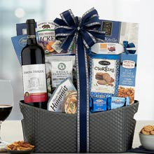 Kosher Wine Gift Basket
