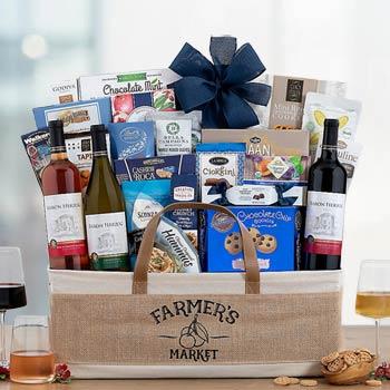 Baron Herzog Wine Gift Basket