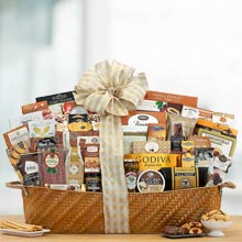 Office Celebration Gift Basket