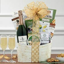 Chandon Wine Gift Basket