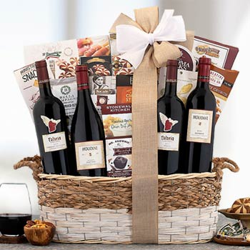 Corporate Appreciation Gift Basket