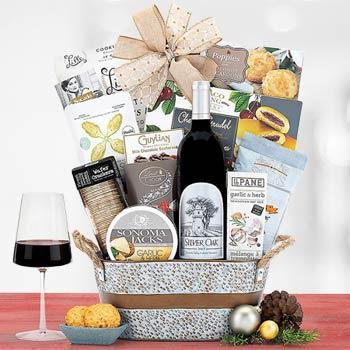 Distinguished Cabernet Wine Basket