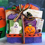 Halloween Cookie Gift Box