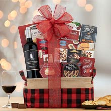 Robert Mondavi Private Selection Wine Basket