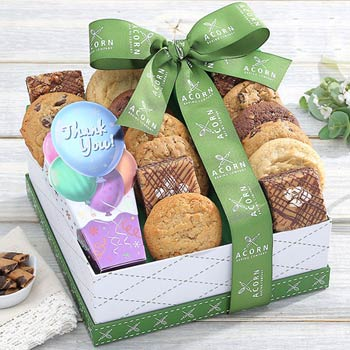 Cookies and Brownies Appreciation Gift