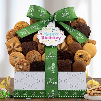 Birthday Cookies Gift Box