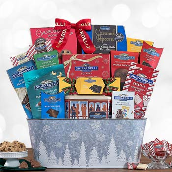 Chocolate Sensation Gift Basket