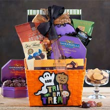Happy Halloween Basket