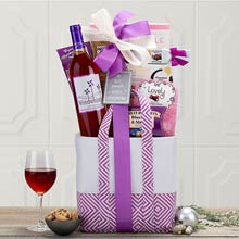 Moscato Wine Basket