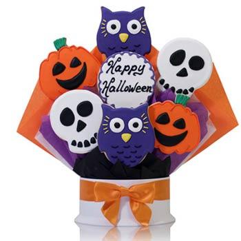 Spooky Halloween Bouquet