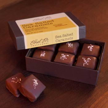 Ethel M Chocolate Caramels