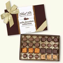 Ethel M Milk Chocolate Gift Box