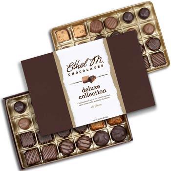 Ethel M Gourmet Deluxe Gift Box