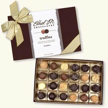 Ethel M® Gourmet Truffles Gift Box