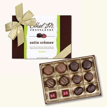 Ethel M Satin Chocolates