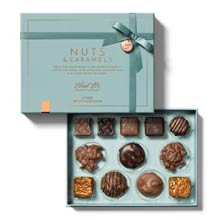Ethel M Nut and Chocolate Gift Box