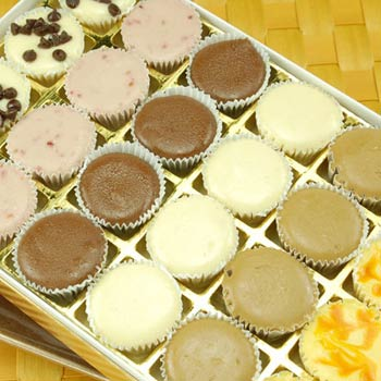 Cheesecake Mini Sampler Gift Box