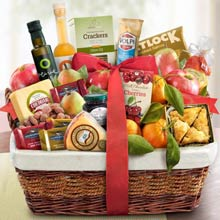 Executive Fruit Gift Basket