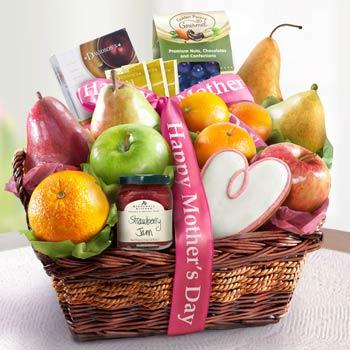 Fruit Gift Basket for Mom