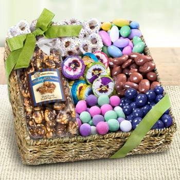 Springtime Snack Gift Basket