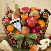 Corporate Fruit Gift Basket