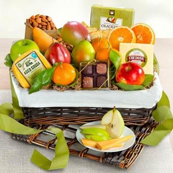 Executive Gourmet Fruit Basket