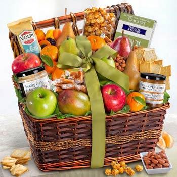 Appreciation Fruit Basket