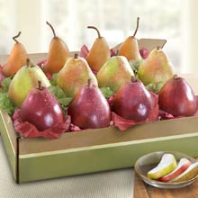 Mixed Pear Fruit Gift Box