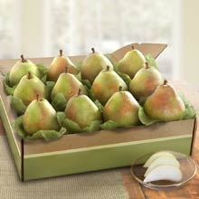 Pear Fruit Box