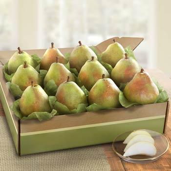Pear Fruit Box