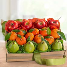 Deluxe Fruit Gift Box