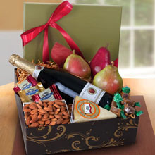 Cider & Fruit Gift Box
