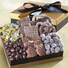 Gourmet Chocolate Gift Box