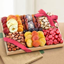Deluxe Fruit and Nut Gift Box