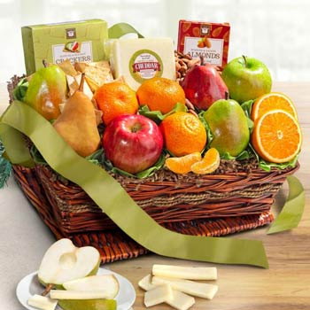 Business Fruit Basket