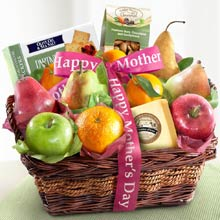Mothers Delight Gift Basket