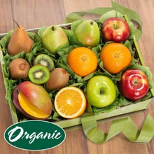 Organic Mixed Fruit Box